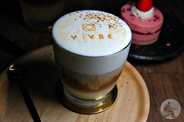 VIVRE CAFE 琲癮咖啡店
