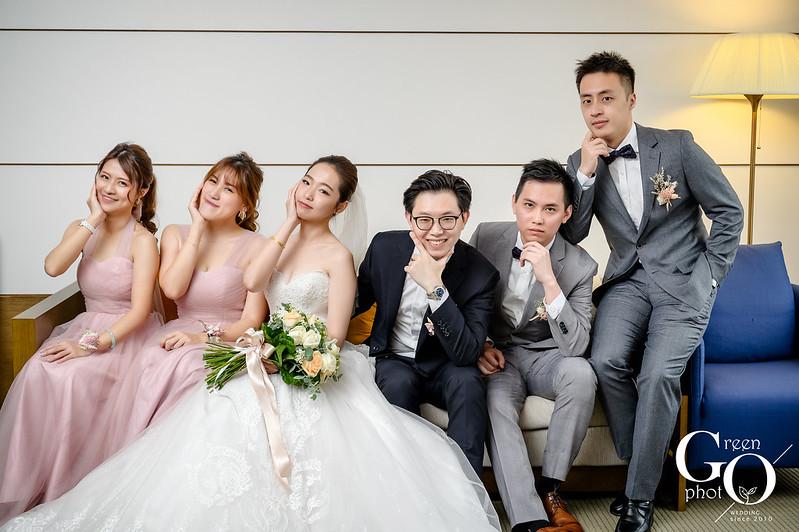 綠攝影像_婚禮紀錄_台北萬麗酒店_武少