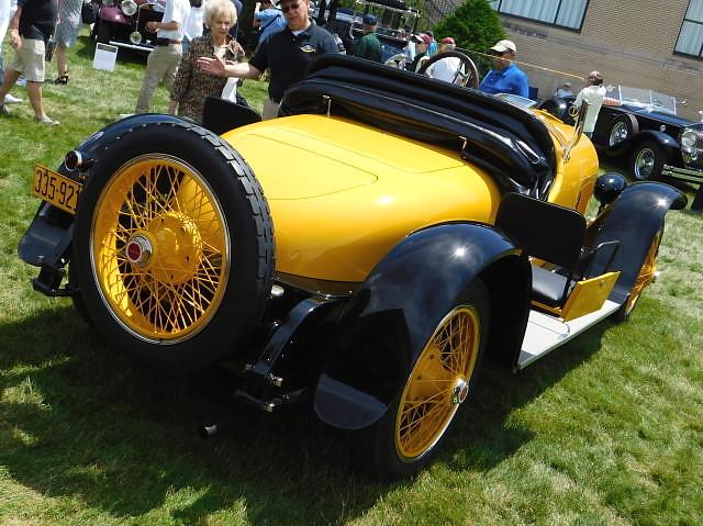 1921 Kissel 6-45 Speedster