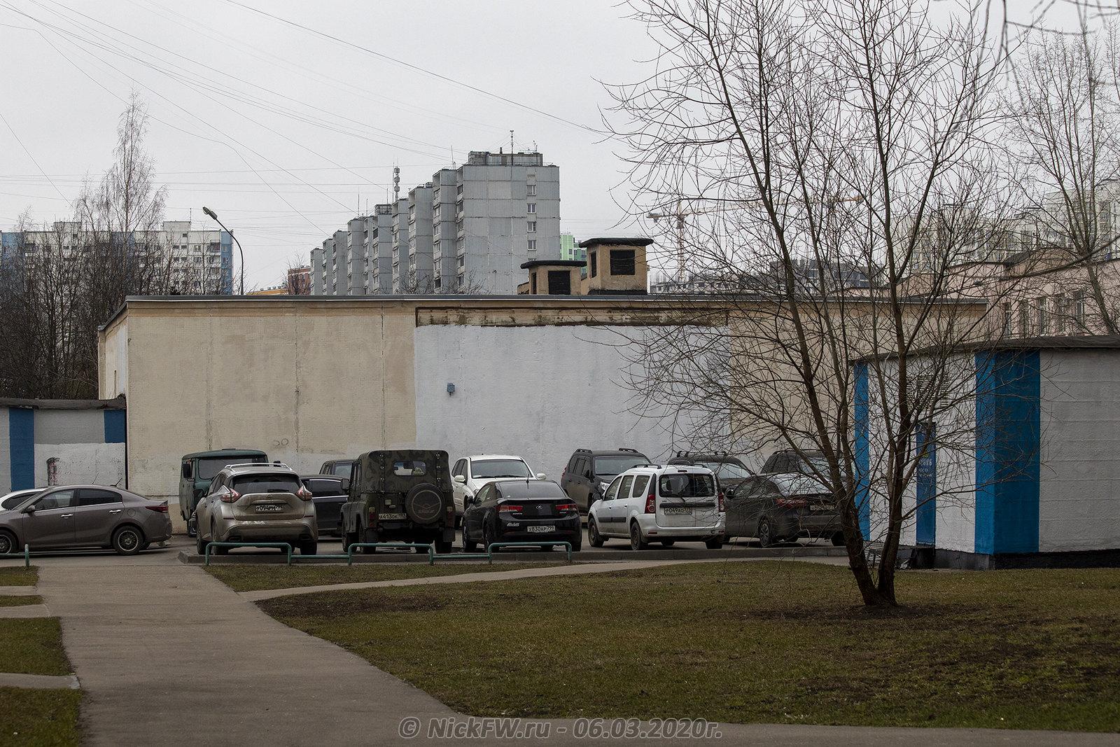 2. ЦТП близ выставочного зала © NickFW.ru - 06.03.2020г.