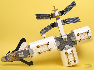 LEGO City 60227 Lunar Space Station-Review-71 | by DoubleBrick.ru