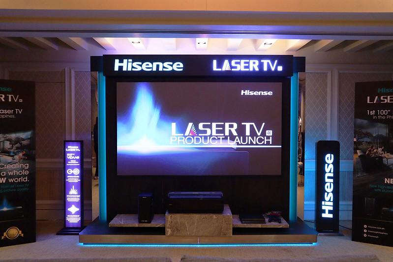 HISENSE laser tv-min
