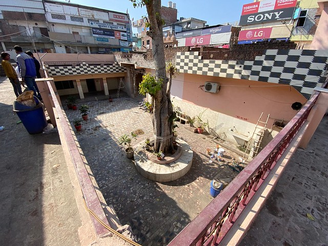 City Landmark - Guru Ravidas Temple, Sadar Bazaar, Gurgaon