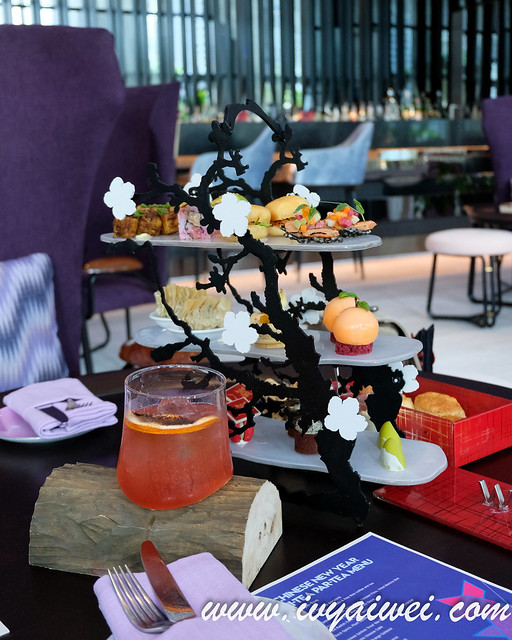 W Hotel KL afternoon tea (20)