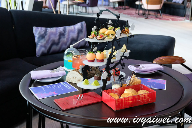 W Hotel KL afternoon tea (14)