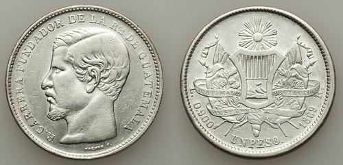 Guatemala 1869