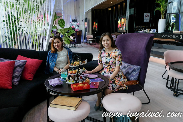 W Hotel KL afternoon tea (45)