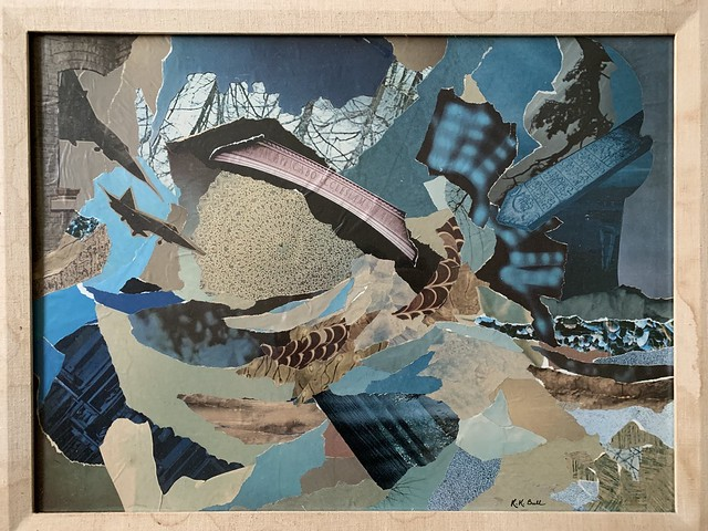 Kathryn Kucera Collages