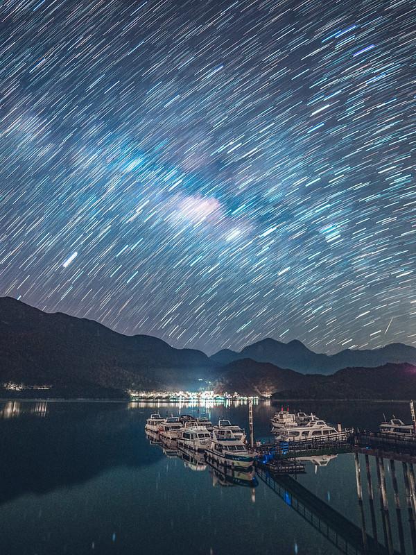 日月潭銀河|Milkyway