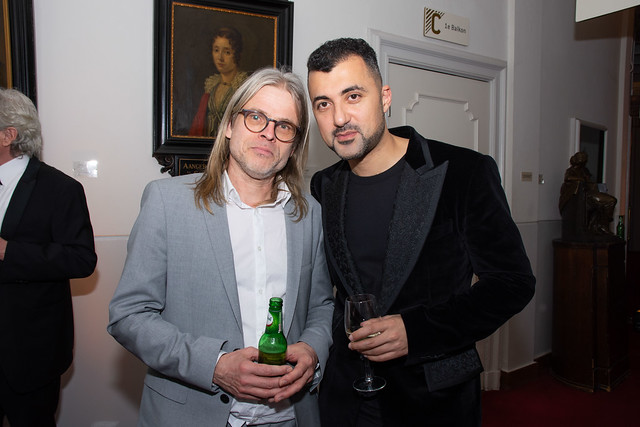 Rob van Essen en Özcan Akyol
