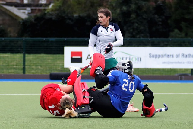 Monkstown v Queens Uni EYHL 2, 7-3-20