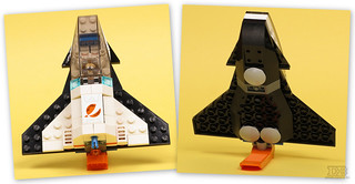 LEGO City 60227 Lunar Space Station-Review-60 | by DoubleBrick.ru