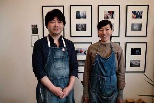 写真展「X-Pro2 ✗ X-Pro2」二人展 千秋楽。