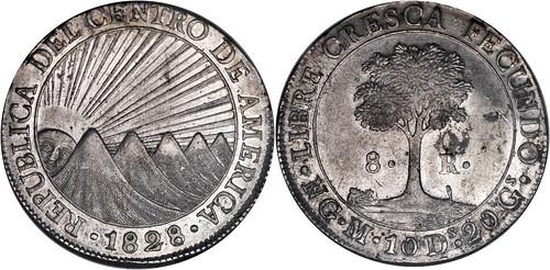 Centro America 1828