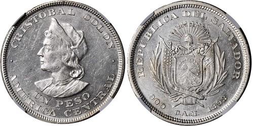 El Salvador 1893