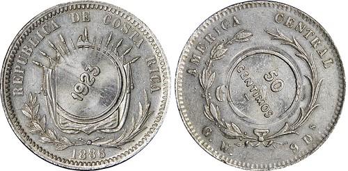 Costa Rica 1923