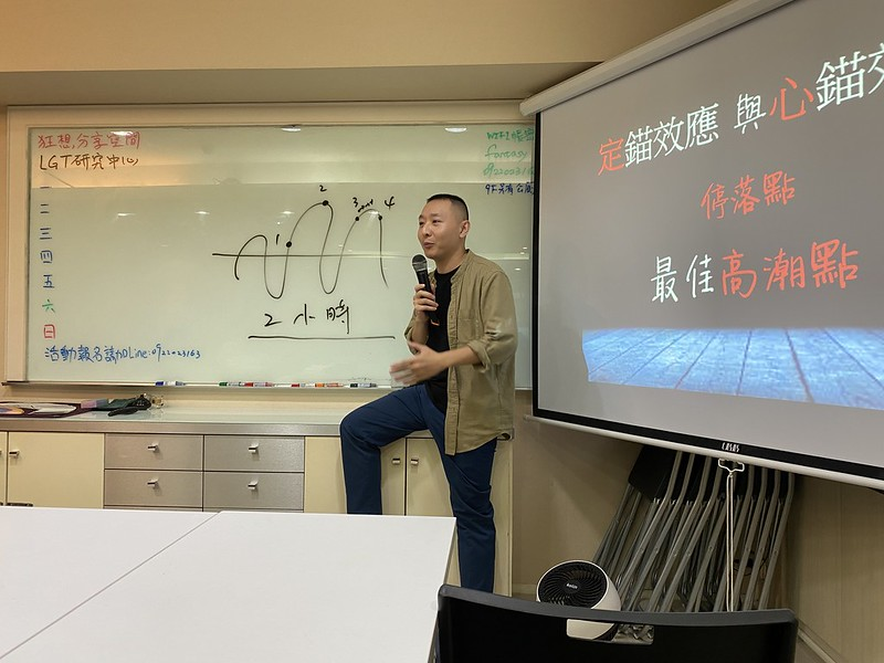 台北溝通技巧課程-LGT語言引導師(對話入門),陳寬泰老師帶你了解對話與問話學問 @秤瓶樂遊遊