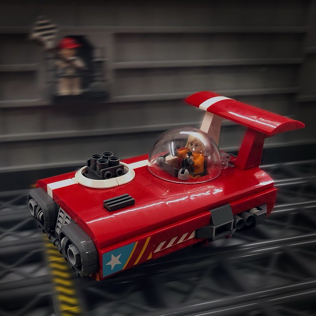 Hover Car Racer - March 2020