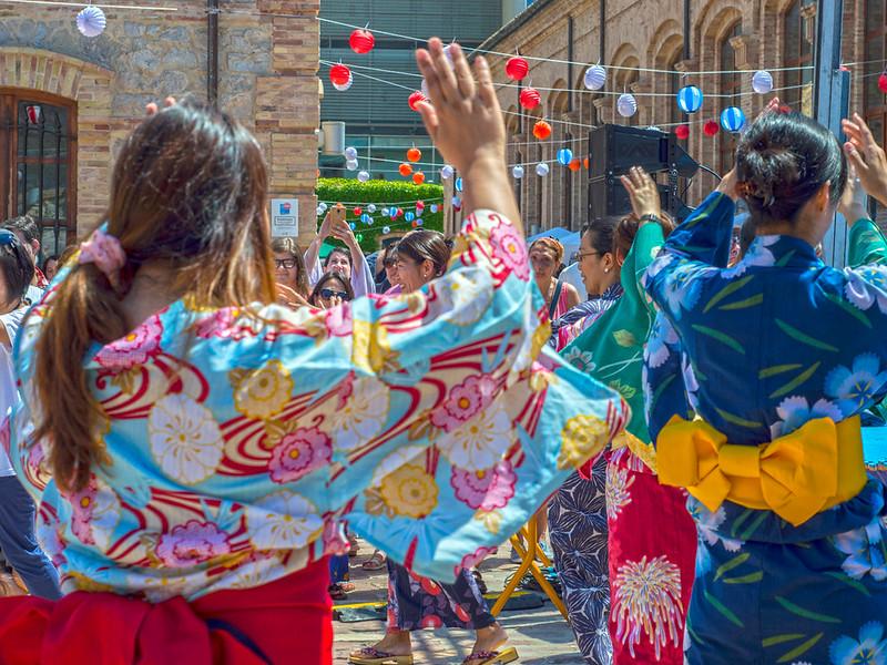 Matsuri - Bailes japoneses