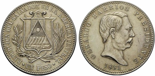 El Salvador 1861