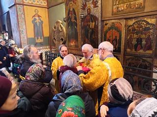 08.03.2020 | Торжество Православия в Софийском соборе