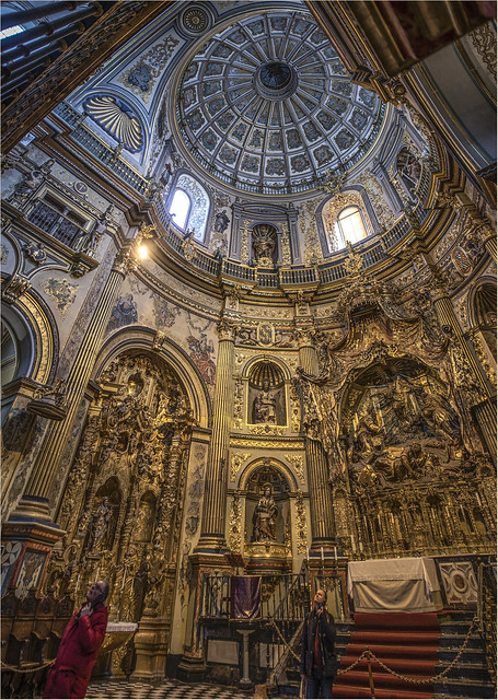 Ubeda Heritage. The Sacred Chapel of El Salvador. Renaissance masterpiece (one of the best examples of Spanish Renaissance architecture) Andalusia. 8