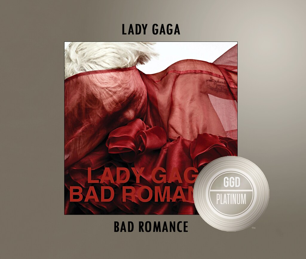 BAD ROMANCE PLATINUM