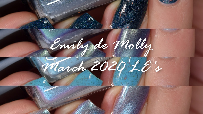 Emily De Molly March 2020 Limited Edition