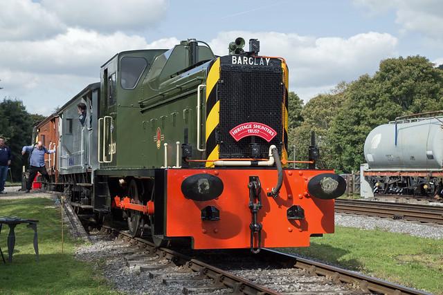 D2420 Heritage Shunter Trust