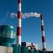 Power Station in Kazan, Republic of Tatarstan, Russian Federation
