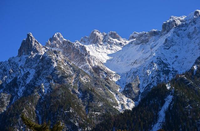Mittenwald - Karwendelspitzen
