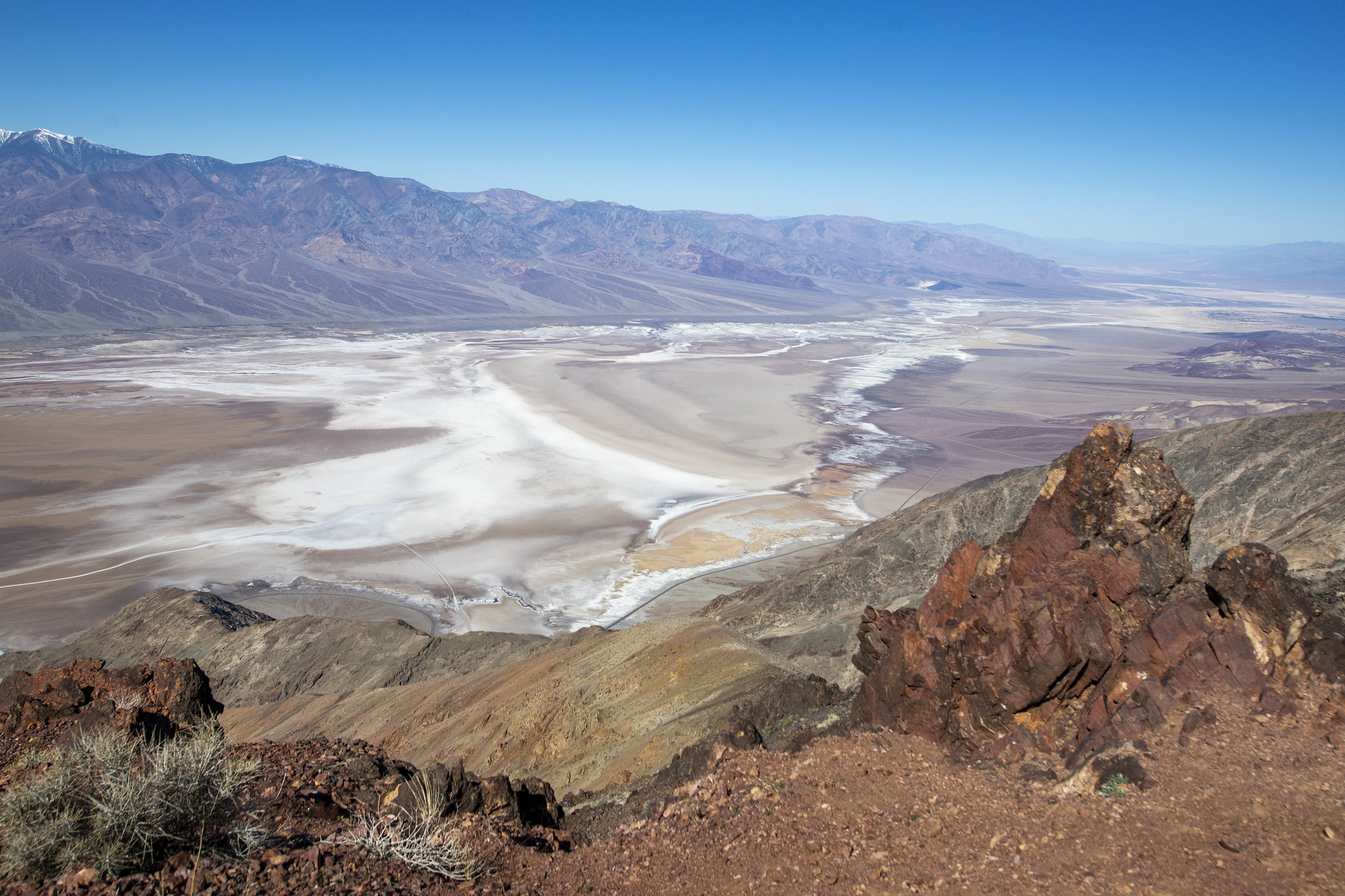 Death Valley - Dantes Peak 2