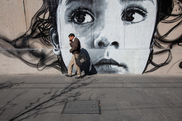Street Art & Street Photography in Mexico City