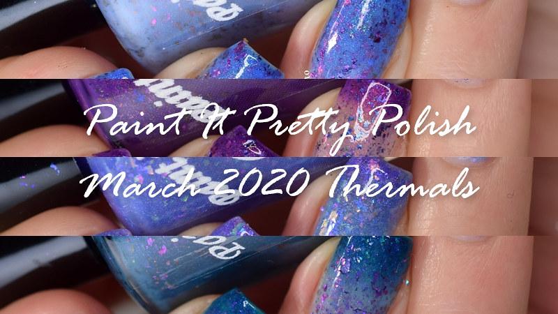 Paint It Pretty Polish Thermal