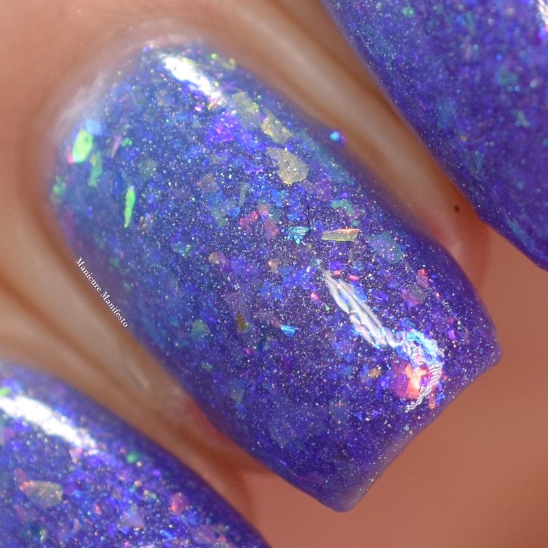 Paint It Pretty Polish Polar Shift swatch