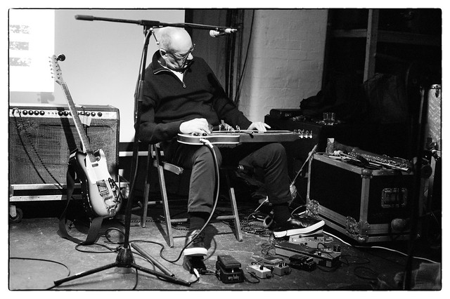 Alterations @ Cafe Oto, London, 6th March 2020