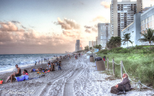 2017 hallandale miami smcpentaxda1645mmf40 hdr beach sunset water sea