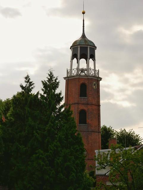 Kirchturm Ditzum
