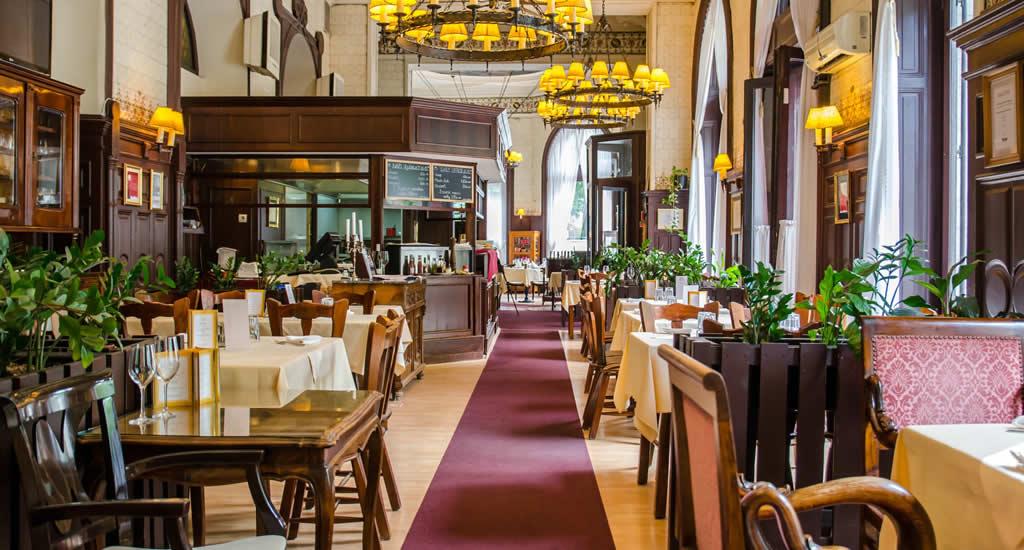 Leuke restaurants in Boedapest (foto met dank aan Muzeum) | Mooistestedentrips.nl