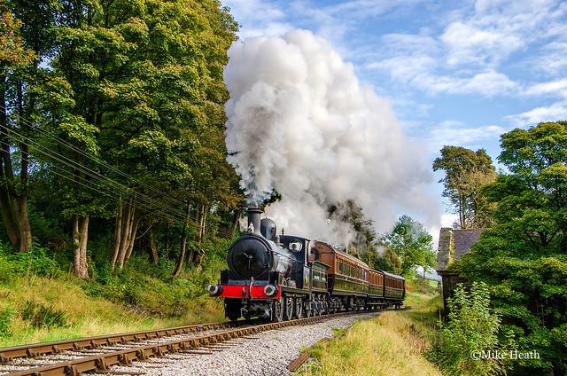 KWVR - Lancashire & Yorkshire Railway - 13 October 2013