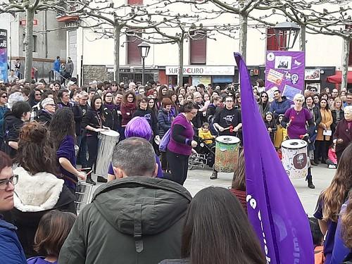 M-8 Lea-Artibaiko manifestazioa Ondarroan
