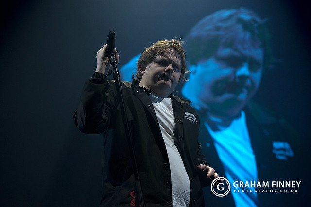 Lewis Capaldi @ O2 Apollo (Manchester, UK) on March 2, 2020