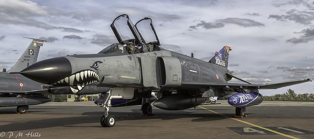 McDonnell Douglas F-4E Phantom