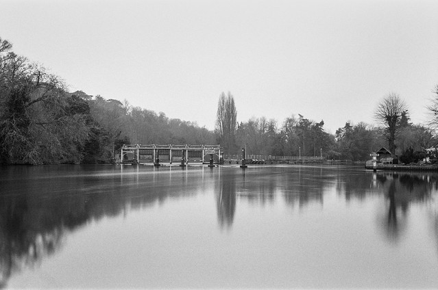 The Thames at Boulters Lock