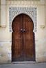 La porte de la Madrasa