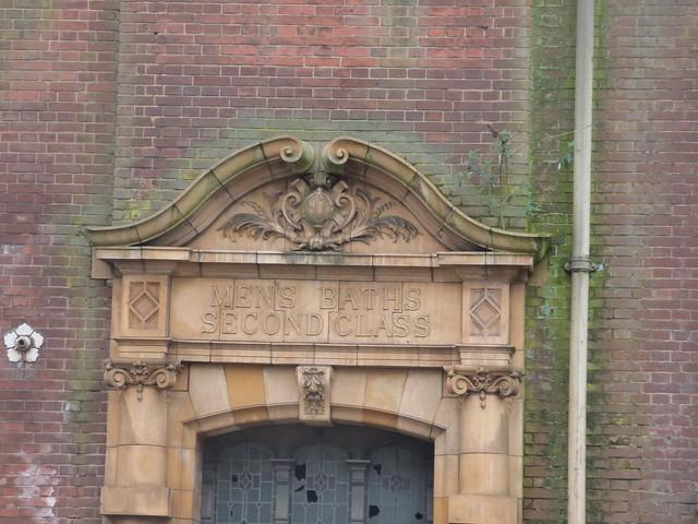 Moseley Road Baths, Balsall Heath - Men's Baths Second Class