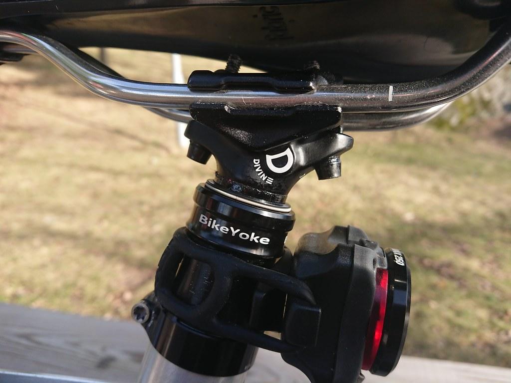 BikeYoke Divine 185mm