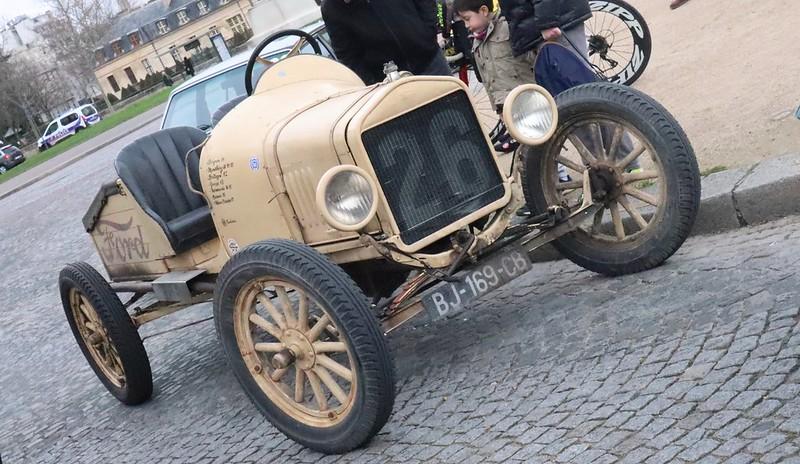 Ford T Speester racer 1909 -  Paris Vauban Mars 2020  49636331482_63cd6c5185_c