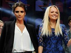 Mini Spice Girls Reunion on Brooklyn Beckham's 21st Birthday Party