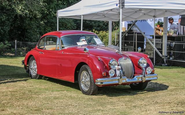 1958 Jaguar XK 150 FHC 3.4 litre